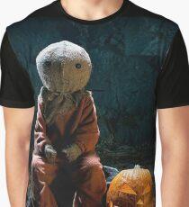 Sam Trick R Treat Graphic T-Shirt