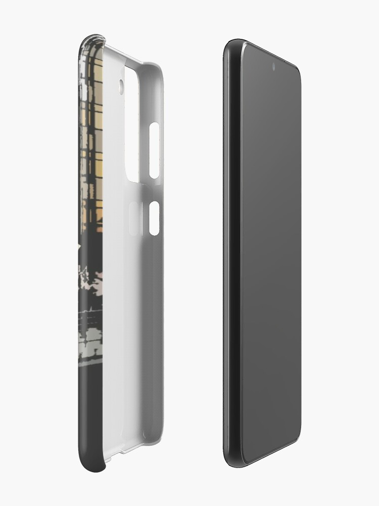 Alternate view of A star in Berlin Case & Skin for Samsung Galaxy
