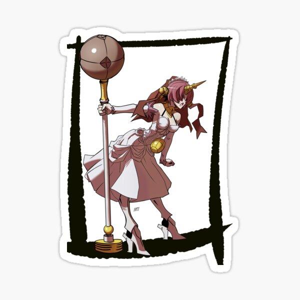 Fate Apocrypha Berserker Sticker