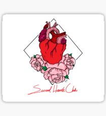 Sacred Hearts Club Sticker