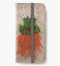 'eat your veggies ....' iPhone Wallet/Case/Skin