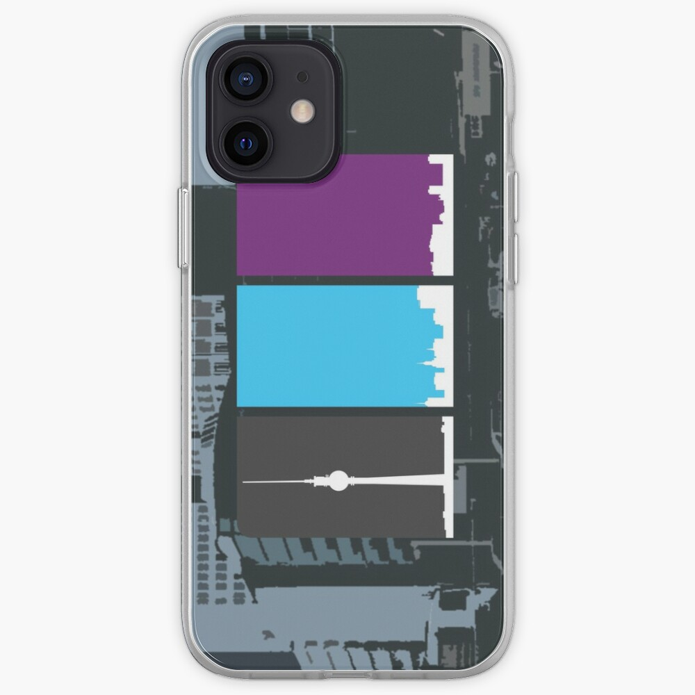 3 sides of Berlin iPhone Case & Cover