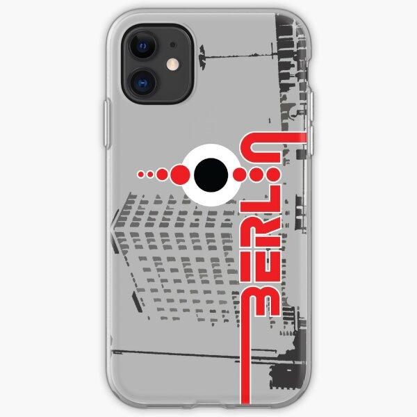 Berlin 101 iPhone Soft Case