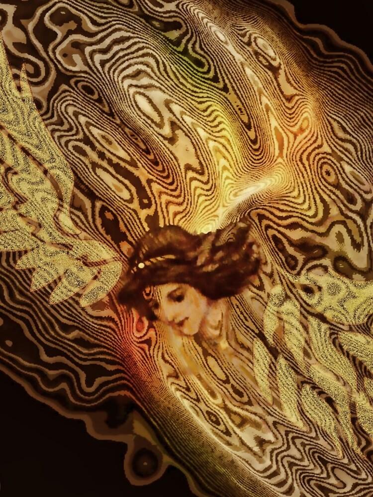 The Angel cometh  by valzart