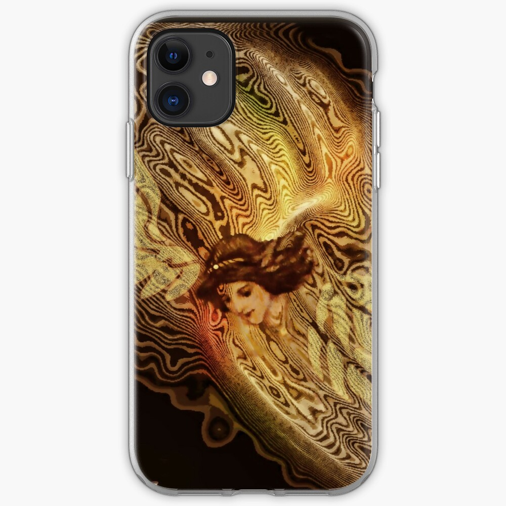 The Angel cometh  iPhone Case & Cover