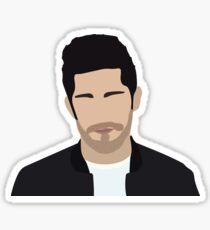 Rhett Sticker