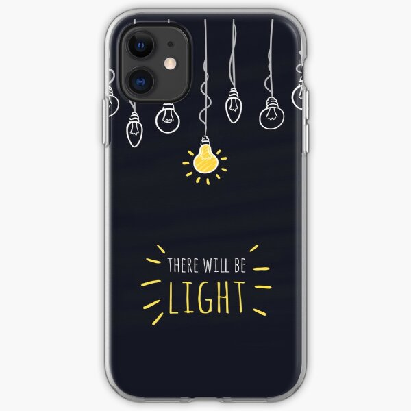 There Will Be Light iPhone Soft Case