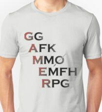 Gamer Acronyms T-Shirt