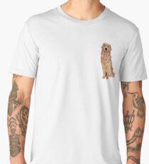 Golden Retriever Men's Premium T-Shirt