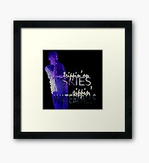 Troye Sivan - YOUTH Framed Print