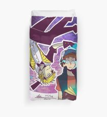 Gravity Falls - You'll Never Know What Hit You Duvet Cover