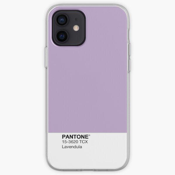 Pantone - Lavendula Funda blanda para iPhone