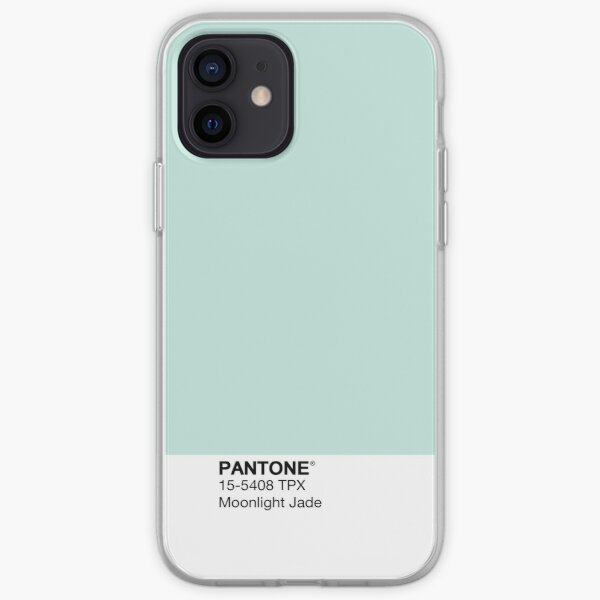 Pantone - Moonlight Jade Funda blanda para iPhone
