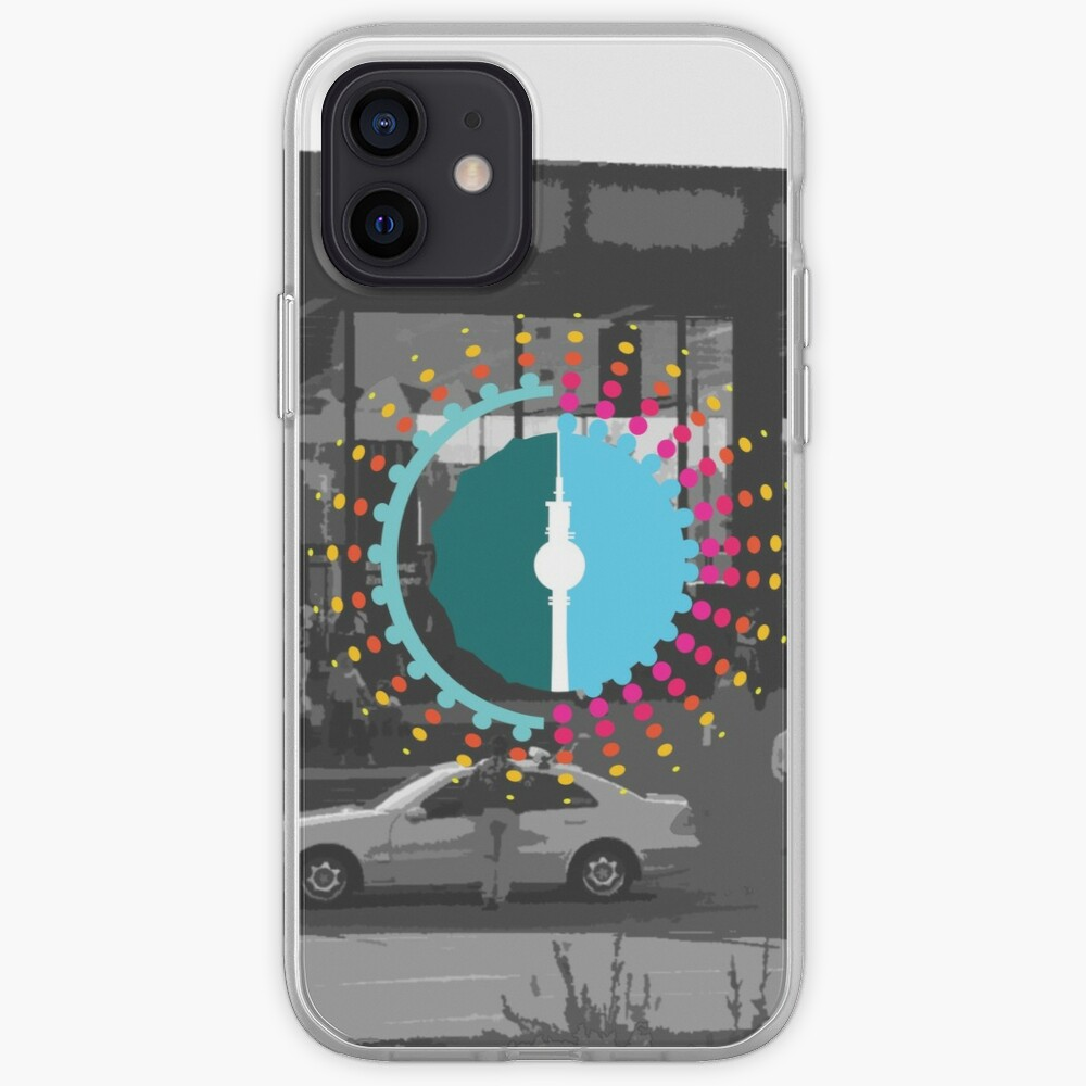 Stars of Berlin iPhone Case & Cover