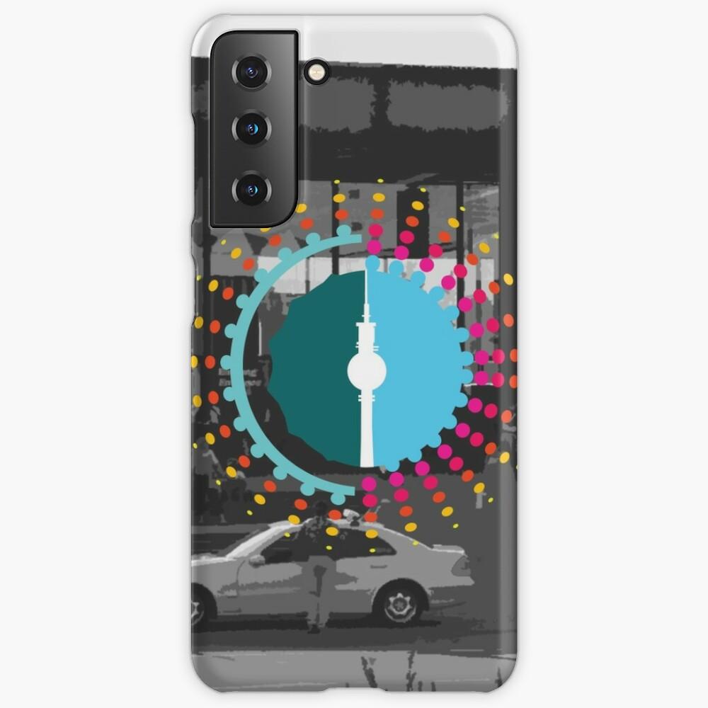 Stars of Berlin Case & Skin for Samsung Galaxy