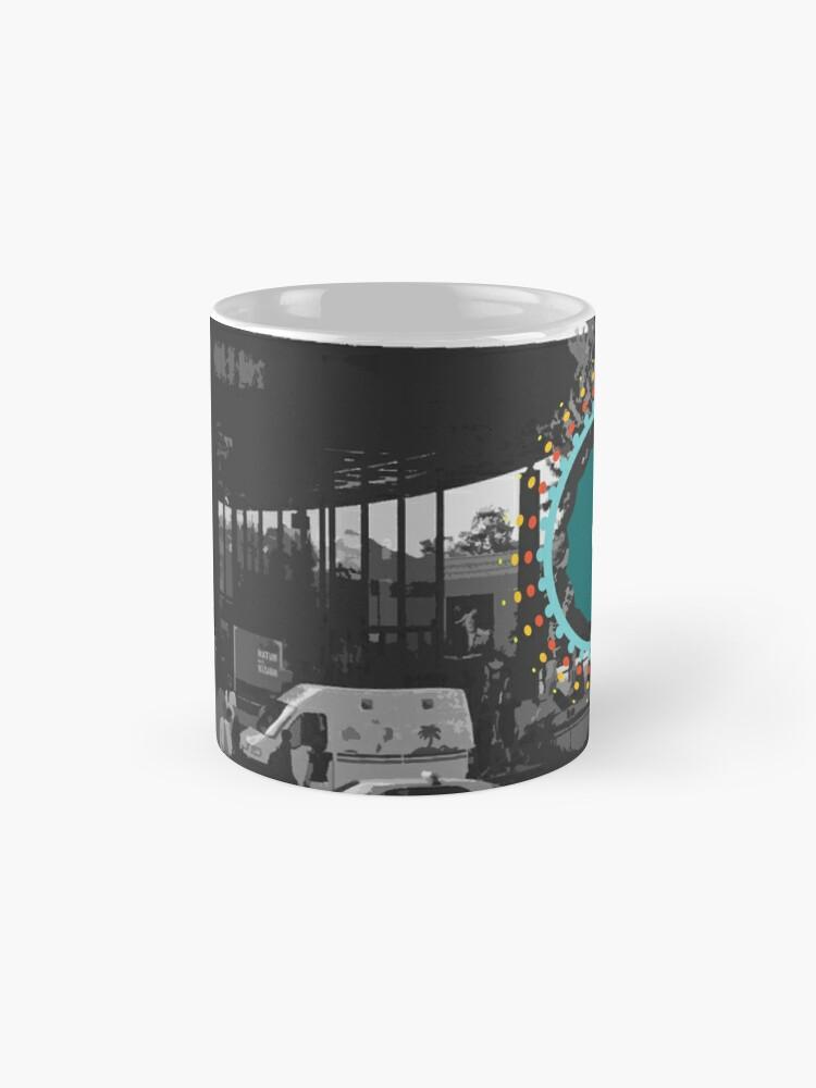 Alternate view of Stars of Berlin Mug