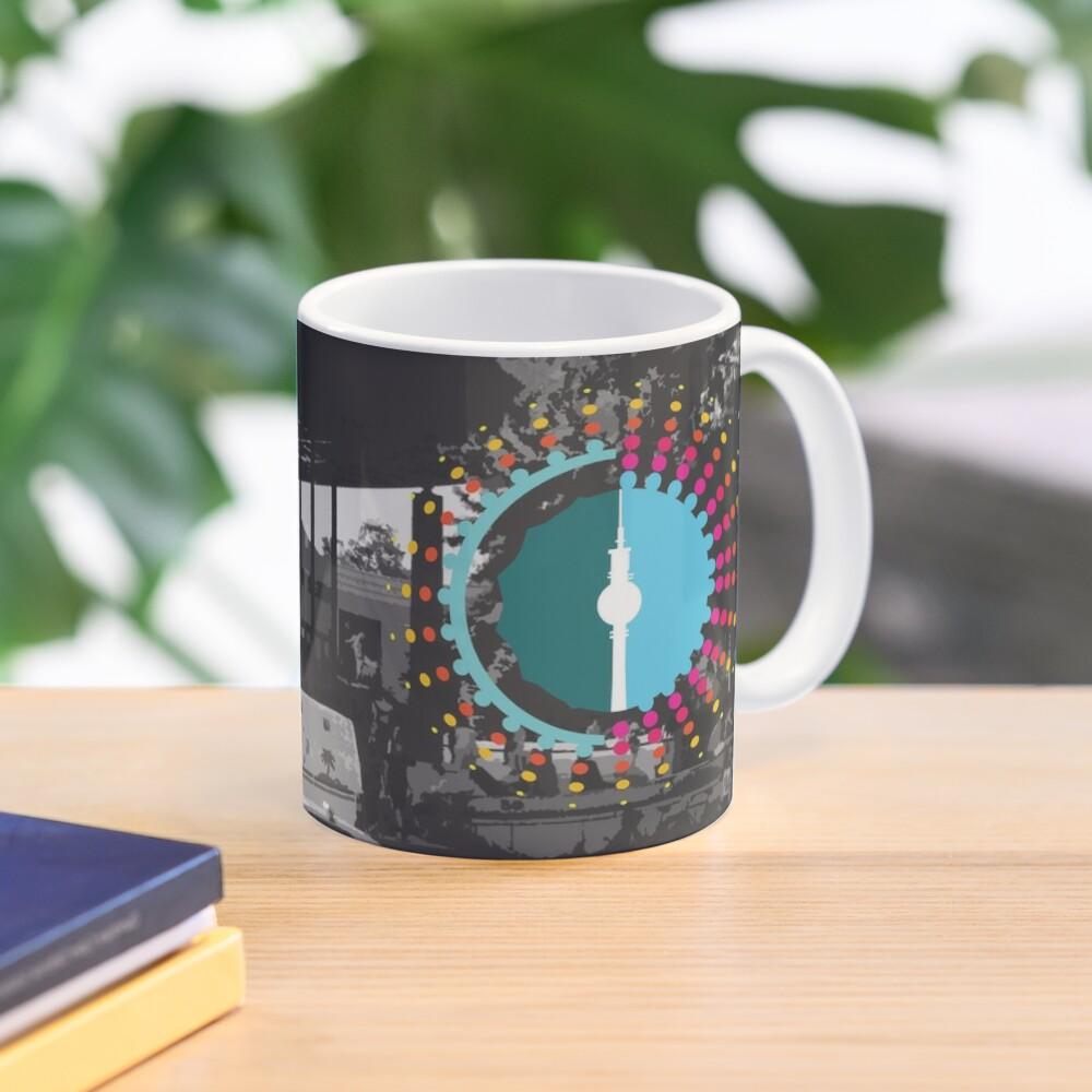 Stars of Berlin Mug