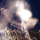 wild fire works by storm22