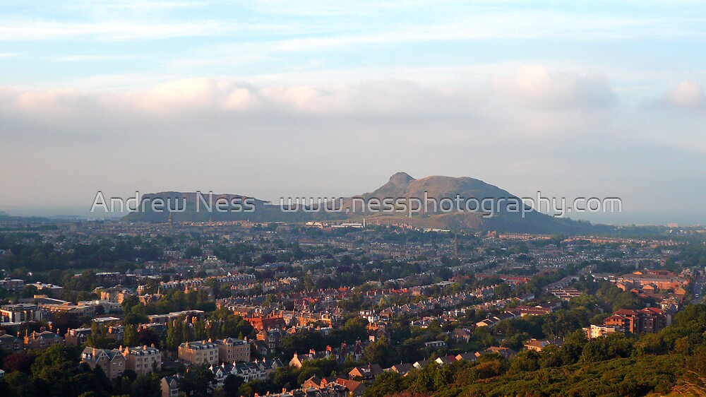 Arthur's Seat by Andrew Ness - www.nessphotography.com