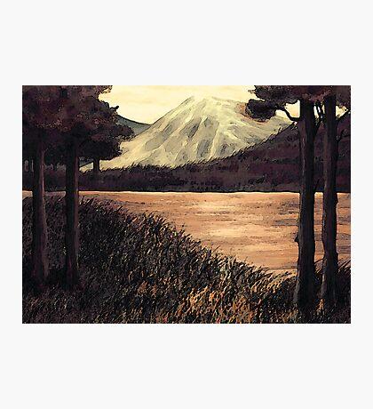 Dry Season Photographic Print