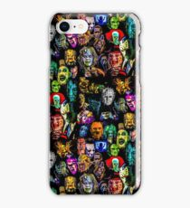 horror iphone case iPhone Case/Skin