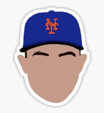 michael conforto outline Sticker