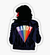 Randy Sticker
