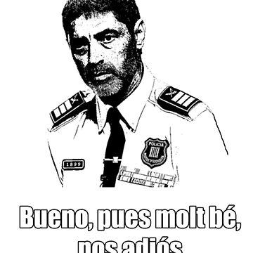 Major Trapero by garigots