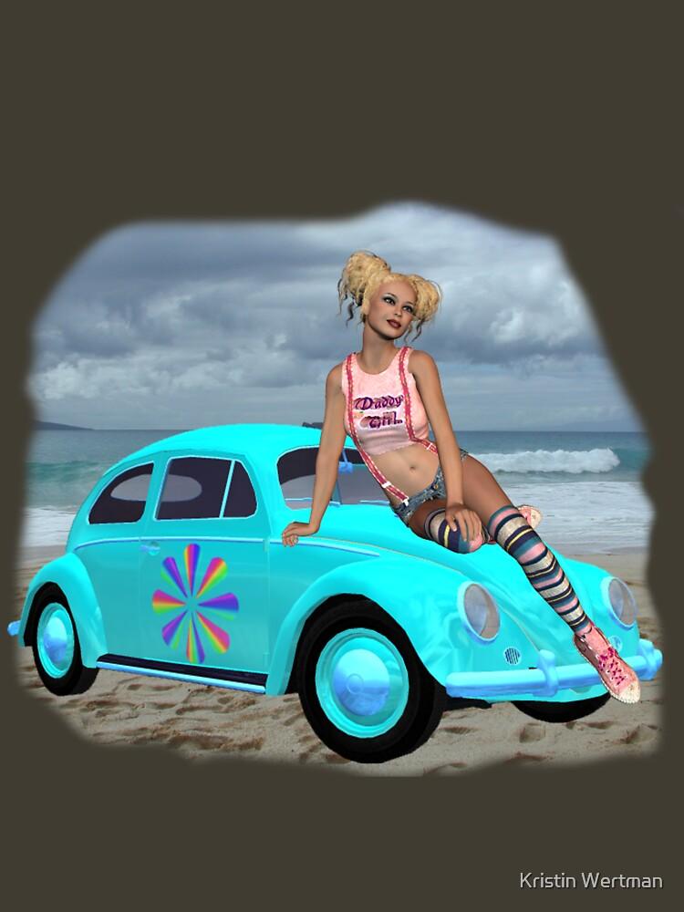 Beach Bum Tee by mystical