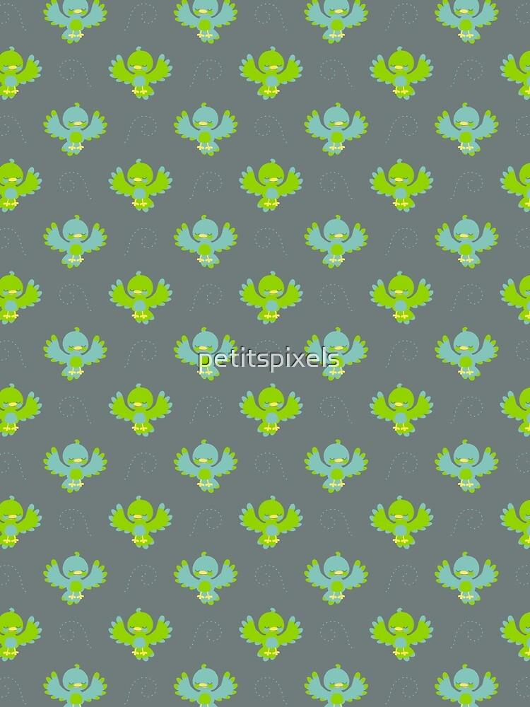 Cute little birds by petitspixels