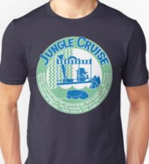 Jungle Cruise (blue and green) T-Shirt
