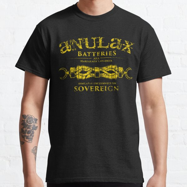 Anulax Batteries Classic T-Shirt