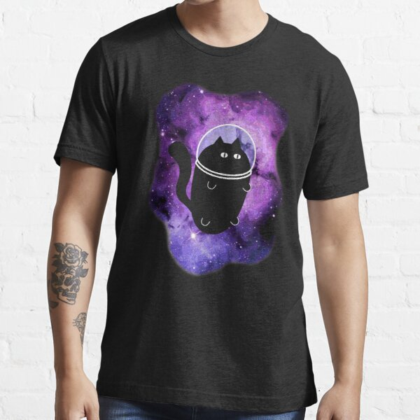 Cat in Space Essential T-Shirt