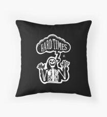 HARD TIMES (PARAMORE) Throw Pillow