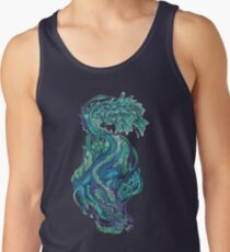 Imperial Water Dragon Tank Top