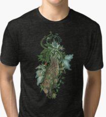 Thorned Hyena Tri-blend T-Shirt