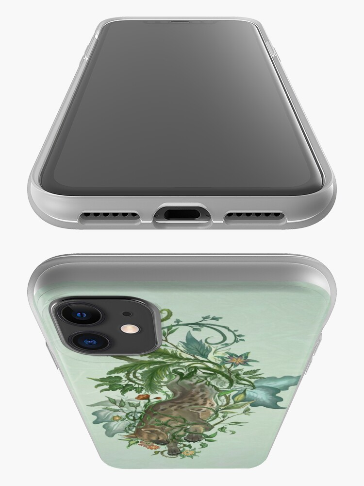 Alternate view of Thorned Hyena iPhone Case & Cover