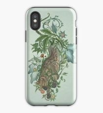 Thorned Hyena iPhone Case