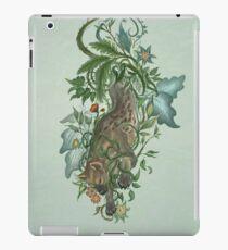 Thorned Hyena iPad Case/Skin