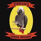 Birdie Brigade Einstein Parrot - Yellow by einsteinparrot