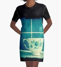 Time for tea Graphic T-Shirt Dress