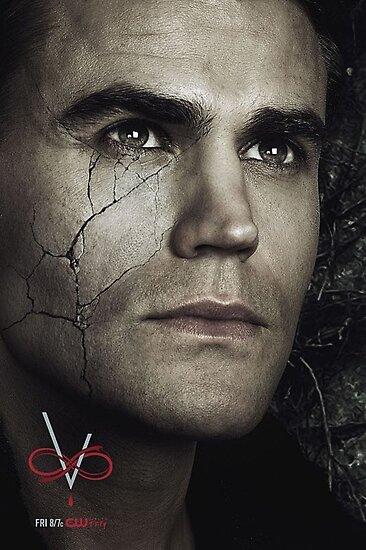 stefan salvatore the vampire diaries season 8 promotional