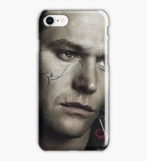 Matt Donovan - The Vampire Diaries - Season 8 - Promotional Poster iPhone Case/Skin
