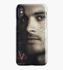 Enzo - The Vampire Diaries - Season 8 - Promotional Poster  iPhone Case/Skin