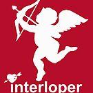 Interloper Cupid T-Shirt by popularthreadz