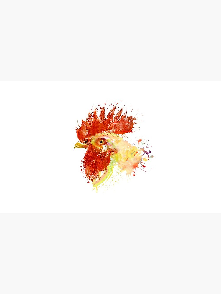 Rooster Head von caracatita75