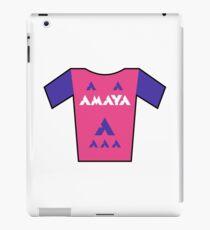 Retro Jerseys Collection - Amaya iPad Case/Skin
