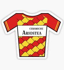 Retro Jerseys Collection - Ariostea Sticker