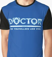Time Travellers are Cool Graphic T-Shirt