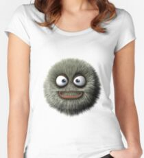 Monster 2 Women's Fitted Scoop T-Shirt